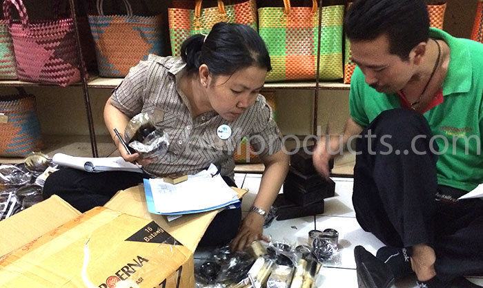 Bali Products Quality Control