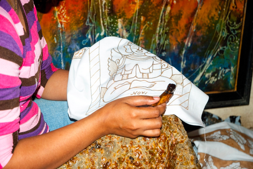 Bali Batik Handicraft