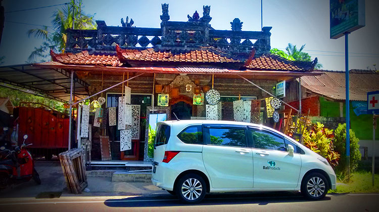 Bali Products Tour Service