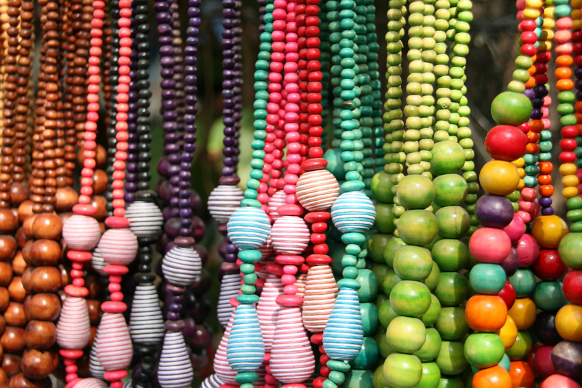 Indonesian Beads Jewelry