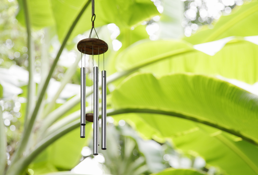 Balinese Wind Chime