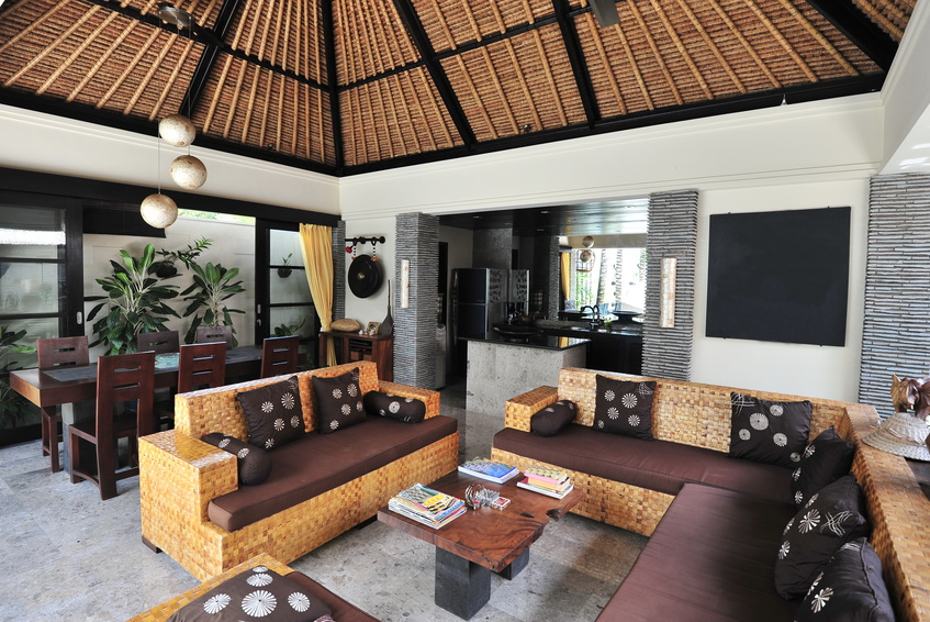 Interior Design Balinese Theme