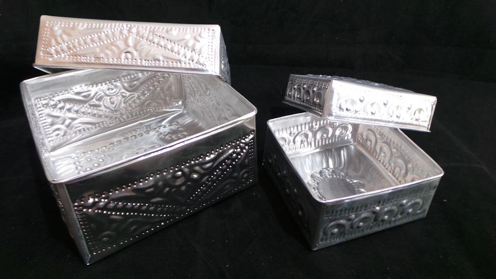 Balinese Aluminium Box