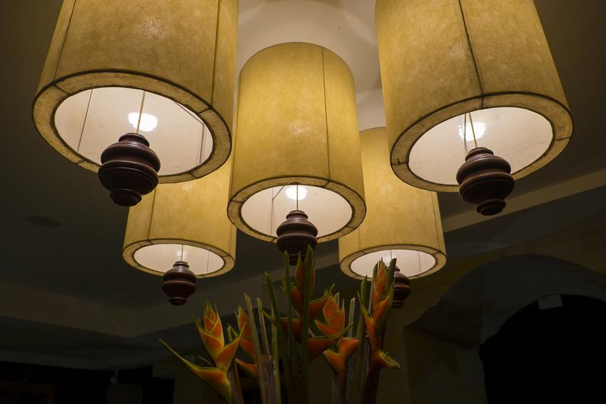 Home Decor Bali Lamps and Lighting