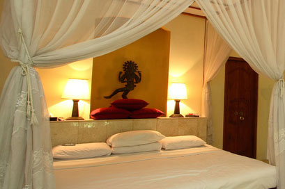 Bali Bedroom Lamps & Lighting