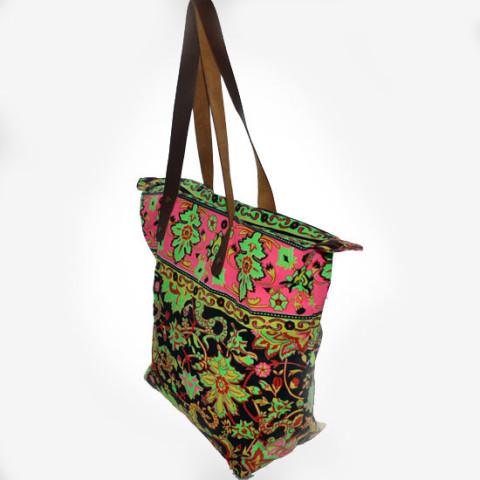 Colourful Bag XL - Black