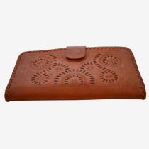 Leather Case - Orange
