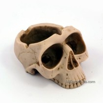 Double-Skull Ashtray