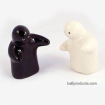 Salt Shaker Hug BW
