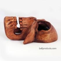 Skull Mask Suar Wood