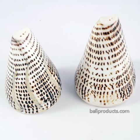 Shell Salt and Pepper Shaker