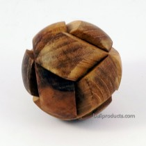 Wood Puzzle Ball