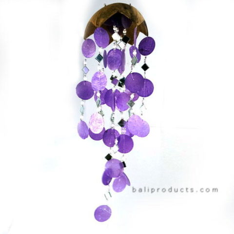 Coco Shell Wind Chime