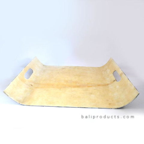 Curved Shell Tray