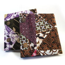 BATIK PHOTO ALBUM RECYCLE PAPER SMALL