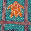GRASS SONGKET TURTLE PHOTO ALBUM