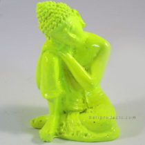 Resin Sleeping Buddha Lemon