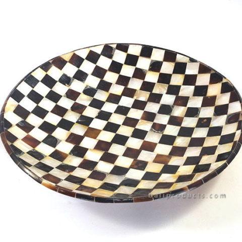 Mop Plate Round Bw