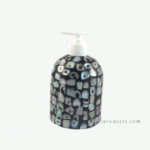 Penshell Soap Dispenser Black