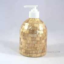 Penshell Soap Dispenser Gold
