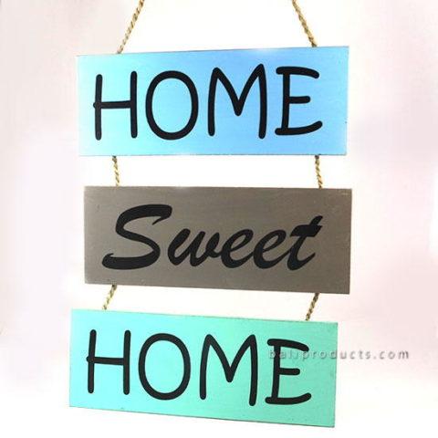 Home Sweet Home Plank