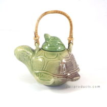 Ceramic Tea Pot Turtle