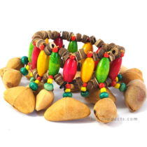 Angkle Coco Bead With Bell