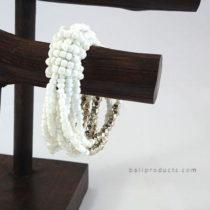 Motte White Bracelet