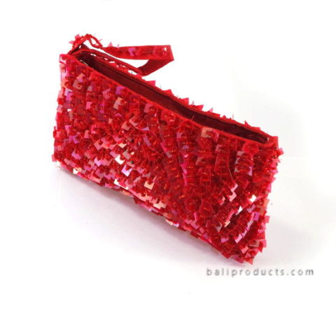 Beads Pouch 3D Look