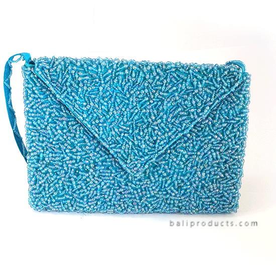 Beads Handbag Plain
