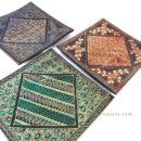 Square Tray Batik Motif Batik