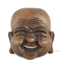 Happy Buddha Mask