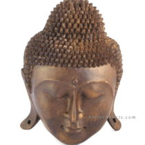 Buddha Head Mask