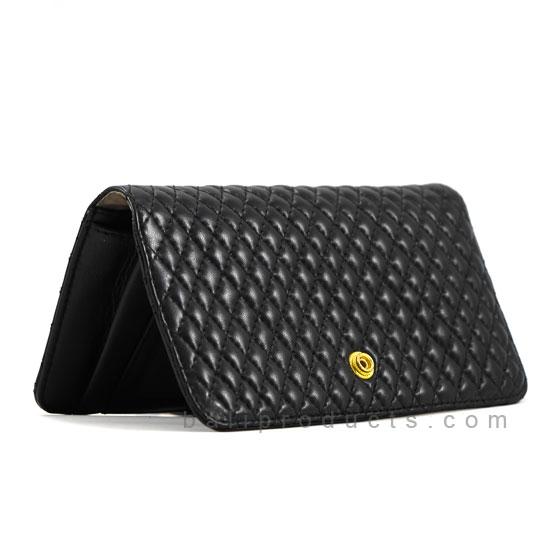 Canggu n Co Ladies Wallet Leather Black