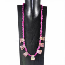 Necklaces Gemstone Yellia #03