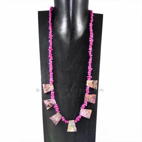 Necklaces Gemstone Yellia #03