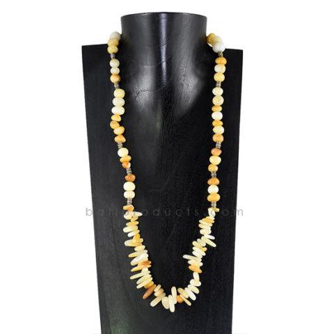 Necklaces Gemstone Yellia #04
