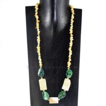 Necklaces Gemstone Yellia #05