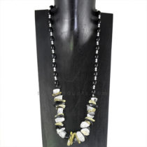 Necklaces Gemstone Yellia #09