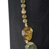 Necklaces Gemstone Yellia #11