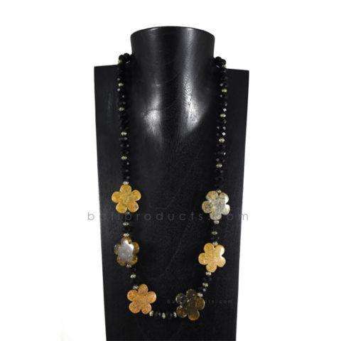 Necklaces Gemstone Yellia #12