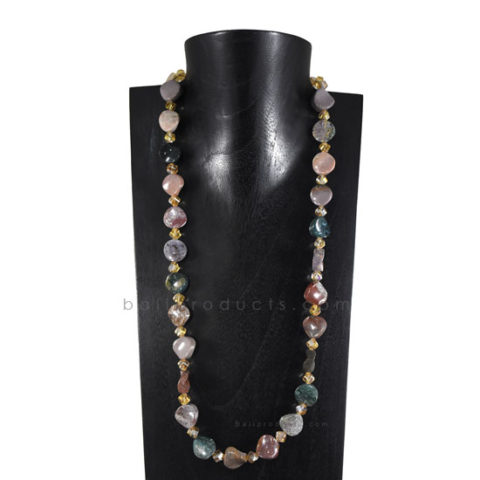 Necklaces Gemstone Yellia #13