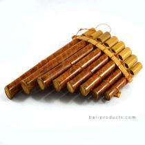 Bamboo Pan Flute Big