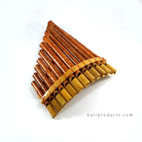 Bamboo Pan Flute Small