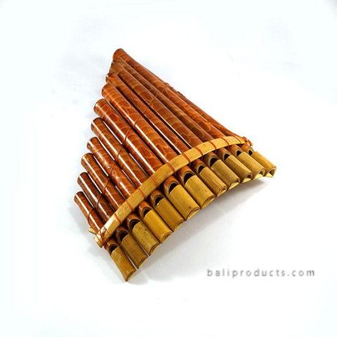 Bamboo Pan Flute Small