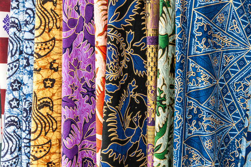 Bali Wholesale Fabric