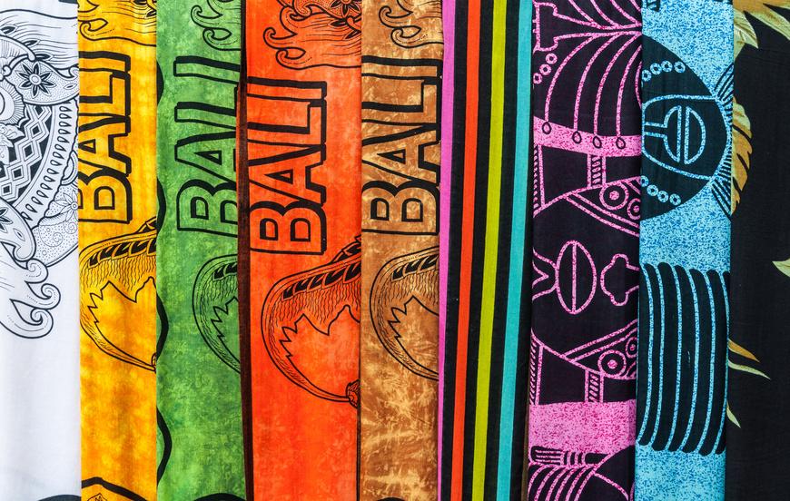 Bali Souvenir Sarong