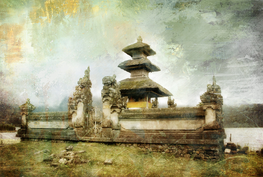 Bali Products Indonesian Oil Paintings