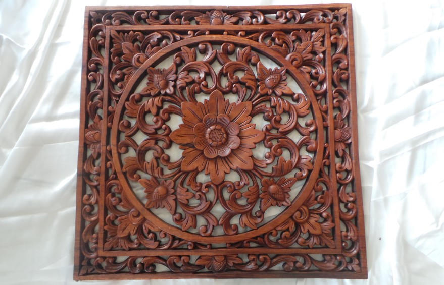 Bali Wood Carving