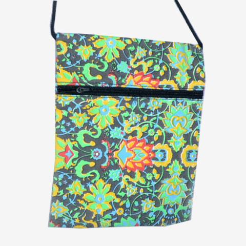 Colourful Small Shoulder Bag - Mint